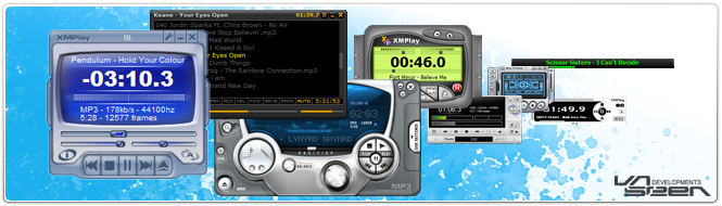 XmPlay v3.8.2