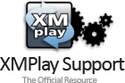XMPlay Support